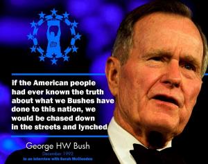 bush quote
