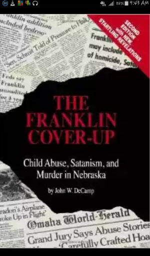 Most orphanages in the USA knew about Bush pedophilia.