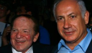 SHELDON ADELSON, #1 REPUBLICAN PARTY DONOR. MUTYAHOO PARTNER IN SATAN.